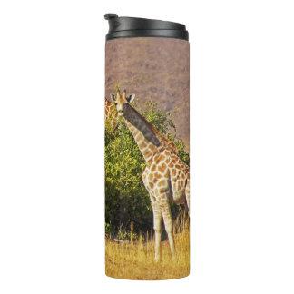 Giraffen 1B-Thermaltrommel Thermosbecher
