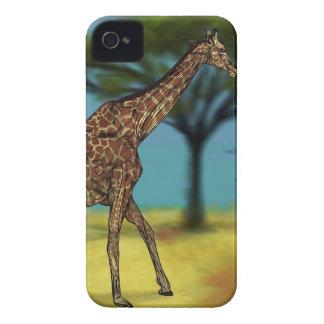 Giraffen-BlackBerry-mutiger Kasten