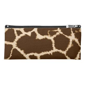 Giraffen-Druck Stiftetasche