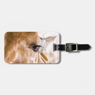 Giraffen-hallo Gepäckanhänger