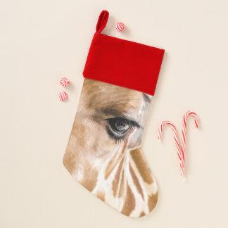 Giraffen-hallo Strumpf Weihnachtsstrumpf