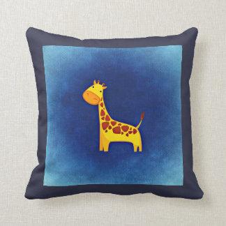 Giraffen-Kissen - das Kissen der Kinder