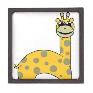 Giraffen Kiste