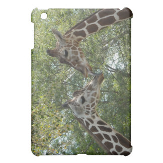 Giraffen-Liebe iPad Mini Hülle