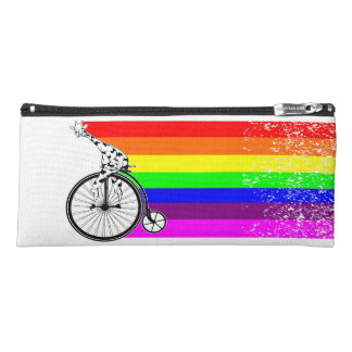 Giraffen-Regenbogen-Fahrrad Stiftetasche
