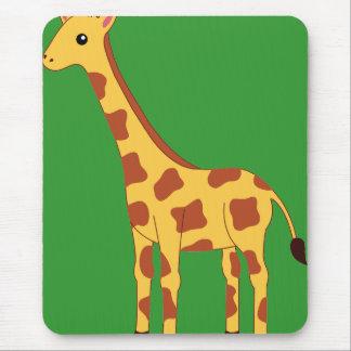 Giraffen-Sammlung Mousepads