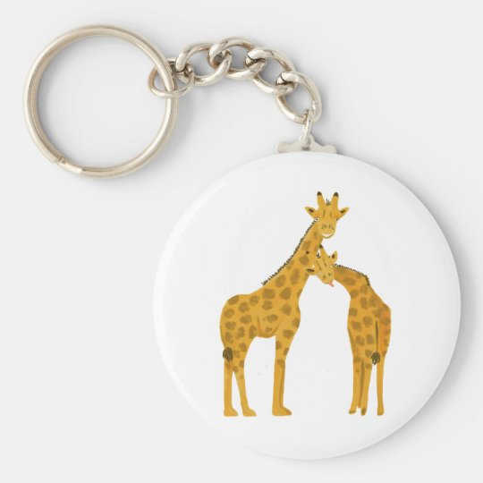 Giraffen Schlüsselanhänger