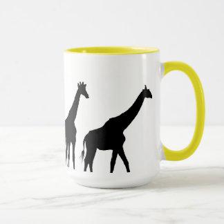Giraffen-Tasse Tasse