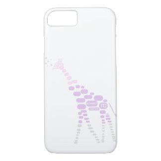 Giraffen-Telefon-Kasten liest 'bestimmt zu Succeed iPhone 8/7 Hülle