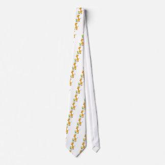 Giraffenspaßtag Krawatte