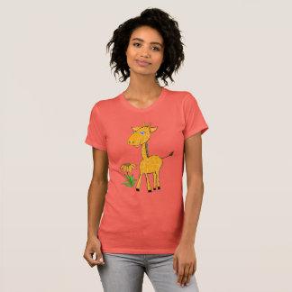 Giraffenspaßtag T-Shirt