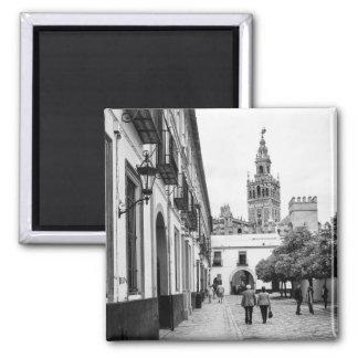 Giralda: Sevilla Quadratischer Magnet