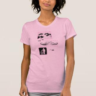 Girl Mustache T-Shirt
