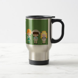 Girl Scout Gift Travel Mug Leader Gift Reisebecher