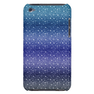 Girly blaue iPod-Touch des Chic, kaum dort Barely There iPod Cover