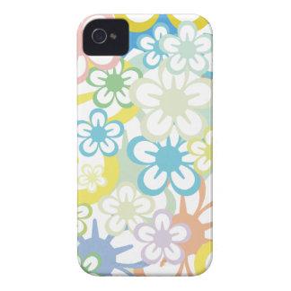 Girly BlumeniPhone 4s Fall iPhone 4 Hüllen