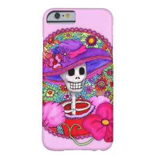 Girly Catrina iPhone Fall