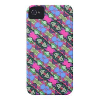 Girly Designer-BlackBerry-mutiger Kasten iPhone 4 Cover