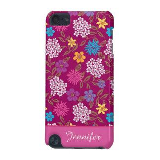 Girly Frühlings-und Sommer-wilde Blumen, iPod Touch 5G Hülle