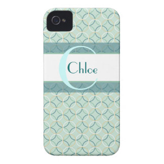 Girly Kreise iPhone 4/4s Case-Mate-Fall Case-Mate iPhone 4 Hüllen