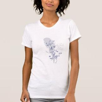 Girly Rebe-Shirt getragenes Shirt