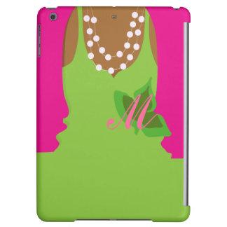 Girly rosa und grün