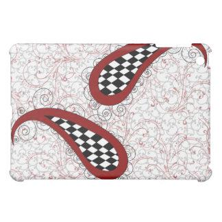 girly rotes Gehäuse iPad Mini Hülle