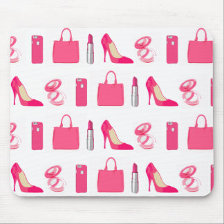 Girly Sacheentwurf Mousepad