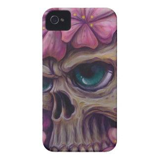 girly Schädel Case-Mate iPhone 4 Hüllen