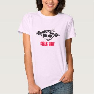 girly Schädel Tshirts