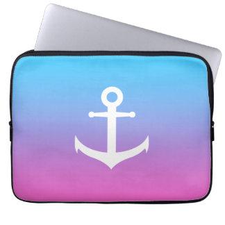 Girly Seeankersteigung Laptopschutzhülle
