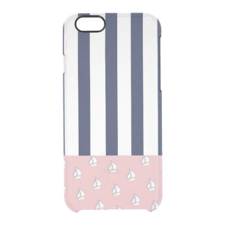 girly Seeiphone 6/6s Abdeckung Durchsichtige iPhone 6/6S Hülle