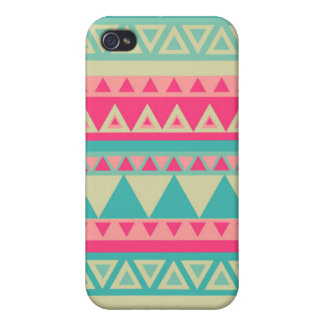Girly Stammes- Druck iPhone 4/4s iPhone 4 Case