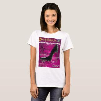 Girlz II Frauen 2017 Shirt-Rosa T-Shirt