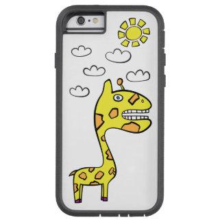 Girraffey die Giraffe Tough Xtreme iPhone 6 Hülle