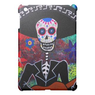 GITARERO Dia de Los Muertos IPad Fall iPad Mini Hülle