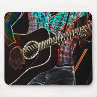 Gitarre 1 Mousepad