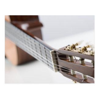 Gitarre 2 postkarte