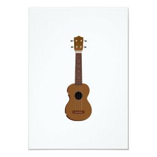 Gitarre 8,9 X 12,7 Cm Einladungskarte