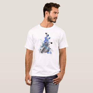 gitarre der musikalischen Instrumente T-Shirt