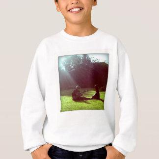 Gitarre, Frieden, Freiheit, Natur - ReasonerStore Sweatshirt