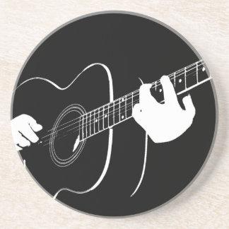 Gitarre Getränkeuntersetzer