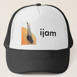 Gitarre, ijam truckerkappe