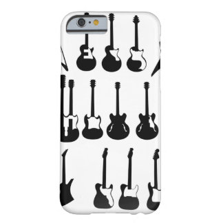 Gitarre iPhone 6/6s Barely There iPhone 6 Hülle