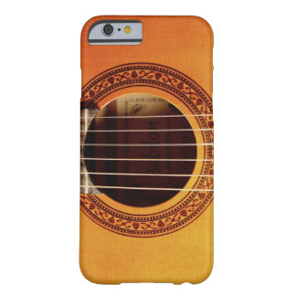 Gitarre iPhone Fall Barely There iPhone 6 Hülle