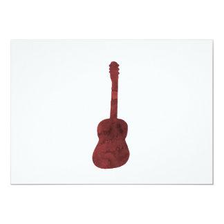 Gitarre Karte