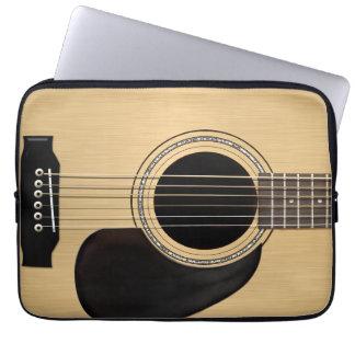 Gitarre Laptop Sleeve Schutzhülle