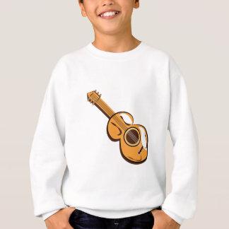 Gitarre Sweatshirt