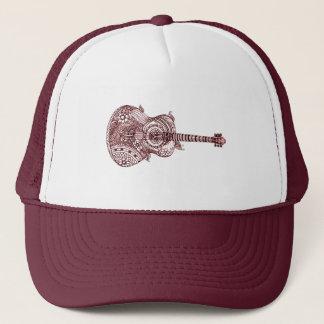 Gitarre Truckerkappe