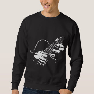 Gitarre übergibt II Sweatshirt